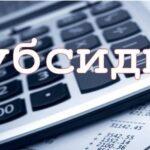 Субсидии юр.лицам на финансовое обеспечение по профилактике и снижению рисков распространения коронавирусной инфекции